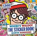 Where's Waldo? the Sticker Book!:  A Peek-Through Story