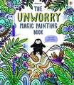 Unworry Magic Painting Book
