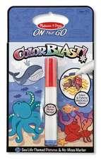 Colorblast! Sea Life