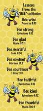 Lessons from the Bee-Atitudes Bookmark 25 Pack