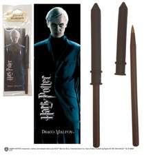 Harry Potter - Draco Malfoy Wand Pen And Bookmark