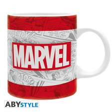 Classic Marvel Logo Mug