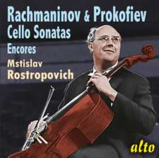 Cello Sonaten & Encores