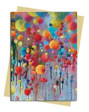 Nel Whatmore: Up, Up and Away Greeting Card: Pack of 6