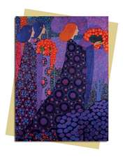 Vittorio Zecchin: Princesses from A Thousand and One Nights Greeting Card: Pack of 6