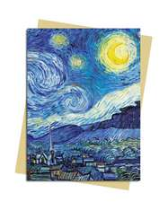 Vincent van Gogh: Starry Night Greeting Card: Pack of 6