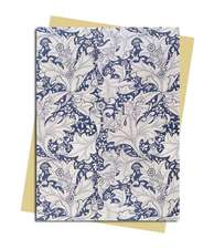 William Morris: Wallflower Greeting Card: Pack of 6