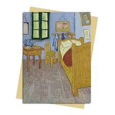 Vincent van Gogh: Bedroom at Arles Greeting Card: Pack of 6