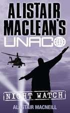 Night Watch (Alistair MacLean S Unaco):  Bonded Leather
