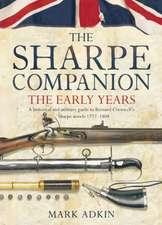 SHARPE COMPANION THE EARLY YEARS