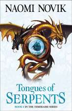 The Tongues of Serpents