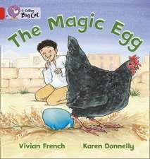 The Magic Egg