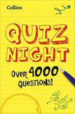 Collins Quiz Night