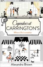 Cupcakes at Carrington's:  Ready to Fly