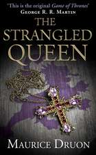 The Strangled Queen:  The Story of 4AD