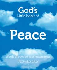 God's Little Book of Peace