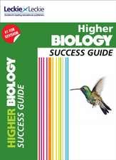 CfE Higher Biology Success Guide