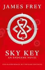 Sky Key An Endgame Novel
