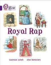 Royal Rap:  Purple/Band 08