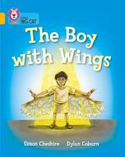 The Boy with Wings:  Gold/Band 09