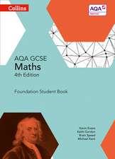 Collins Gcse Maths -- Aqa Gcse Maths Foundation Student Book:  Teacher Guide