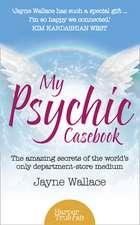 My Psychic Casebook