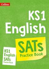 Collins Ks1 Revision and Practice - New 2014 Curriculum Edition -- Ks1 English:  Practice Workbook