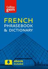 Collins Gem French Phrasebook and Dictionary:  Book C