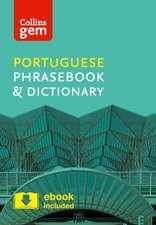 Collins Gem Portuguese Phrasebook and Dictionary:  Book C