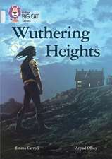 Collins Big Cat - Wuthering Heights:  Diamond/Band 17