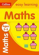 Collins Easy Learning Preschool - Maths Ages 4-5:  New Edition