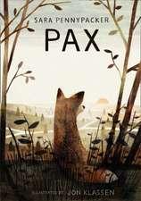 Pax - Ediția în limba engleză