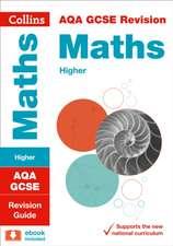 AQA GCSE Maths Higher Revision Guide
