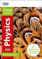 AQA A-level Physics Practice Test Papers