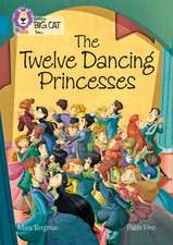 The Twelve Dancing Princesses: Band 13/Topaz