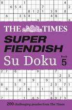 Times Super Fiendish Su Doku Book 5