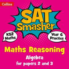 Year 6 Algebra (for Reasoning Papers 2 and 3)