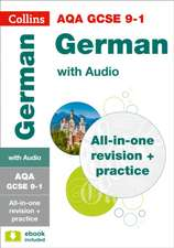 AQA GCSE 9-1 German All-in-One Complete Revision and Practice