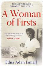 Woman of Firsts