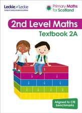 Lowther, C: Primary Maths for Scotland Textbook 2A