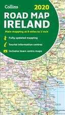 2020 Collins Map of Ireland