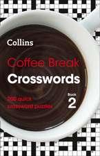 Coffee Break Crosswords book 2