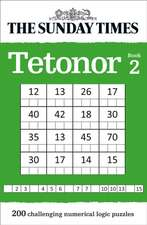 The Sunday Times Tetonor Book 2