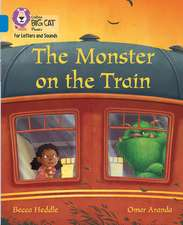 Monster on the Train