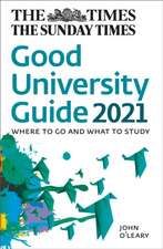 Times Good University Guide 2021