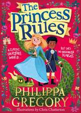 Gregory, P: The Princess Rules