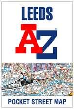 -Z Leeds Pocket Street Map