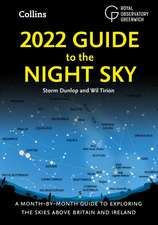 2022 Guide to the Night Sky