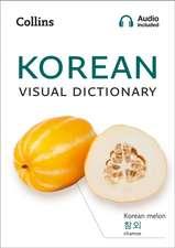 Collins Korean Visual Dictionary