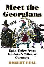 Peal, R: Meet the Georgians